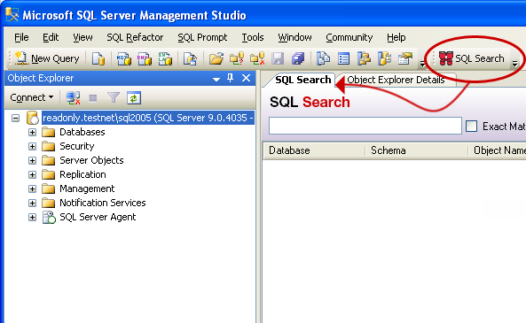 Sql chris benard - How to find a table in sql server management studio ...